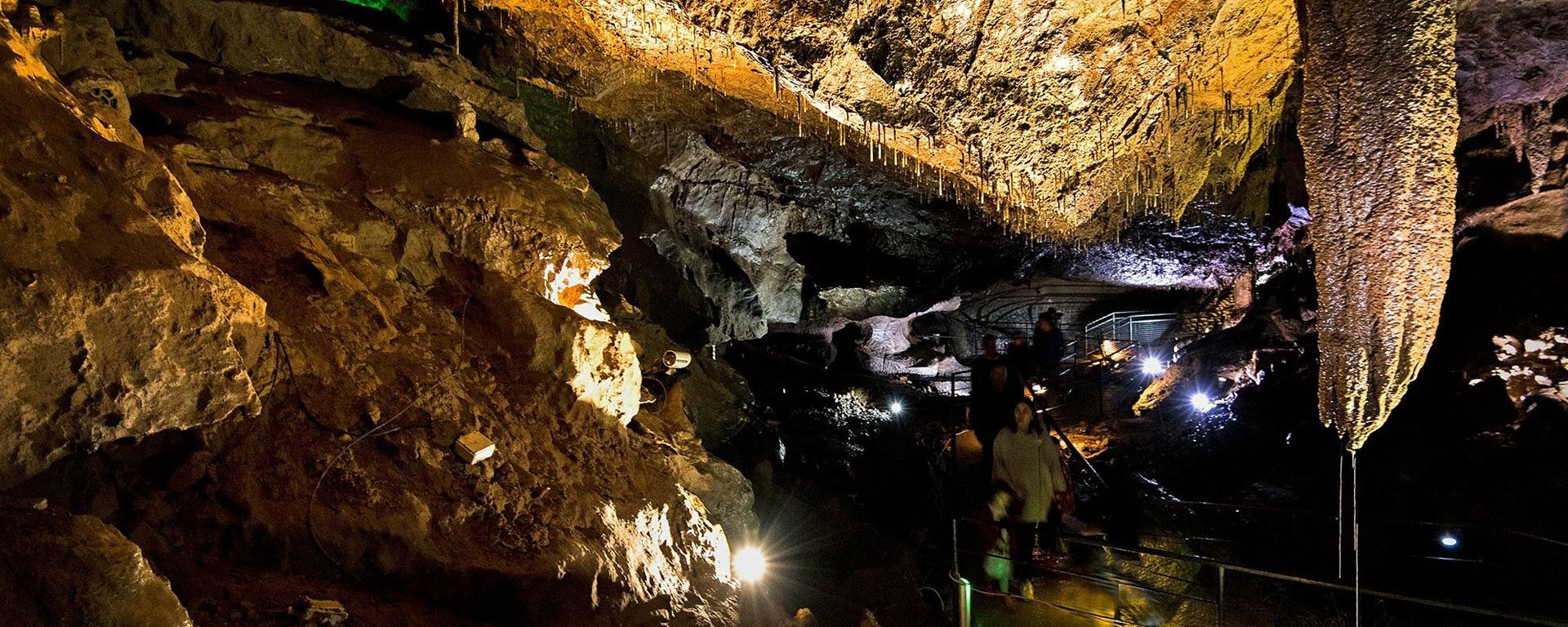 Crag Cave - Co.Kerry, Ireland