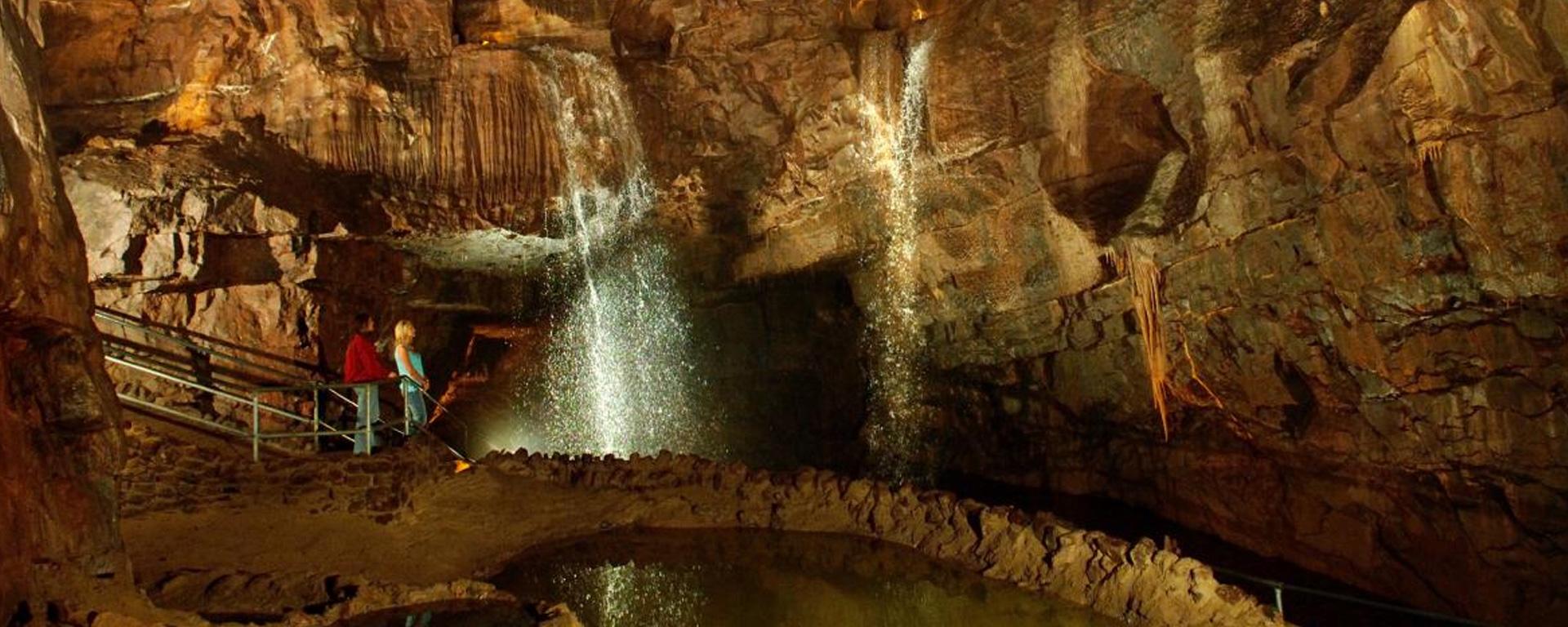 Dan-yr-Ogof Cave - Abercrave, Wales