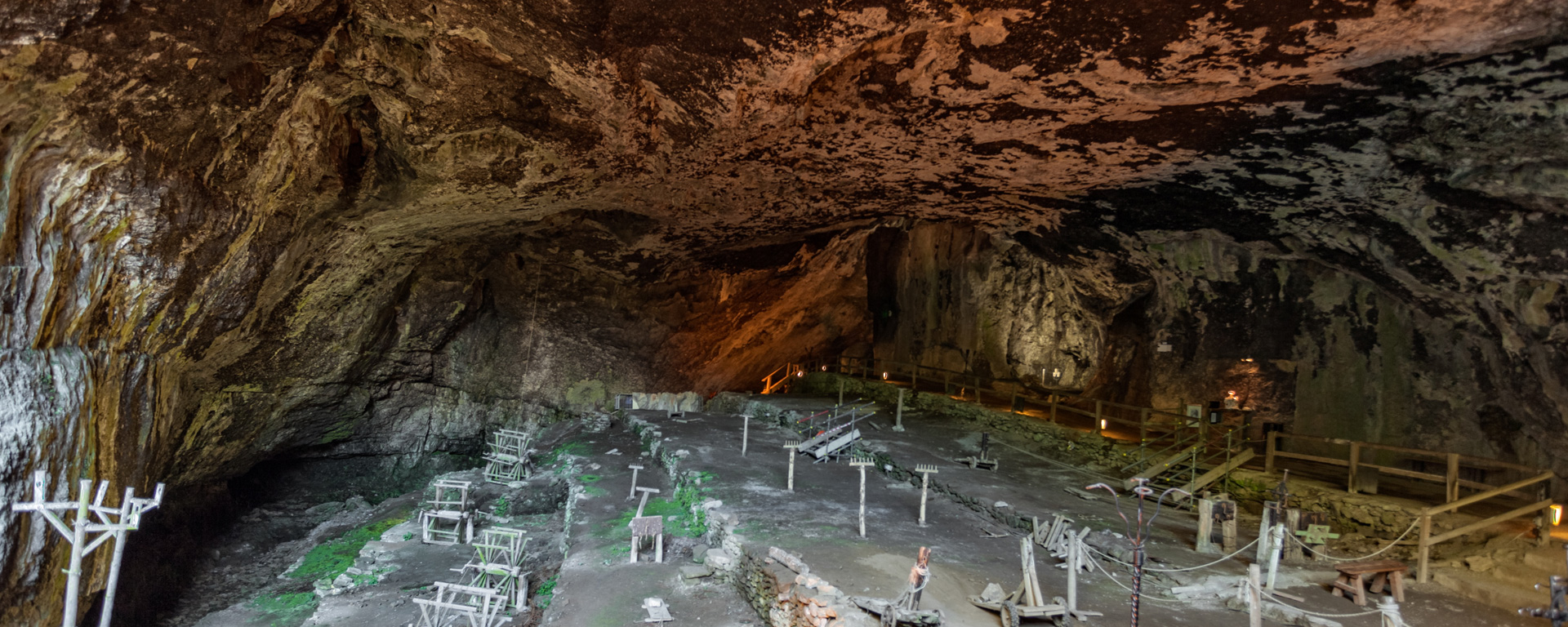 Peak Cavern - Derbyshire, England