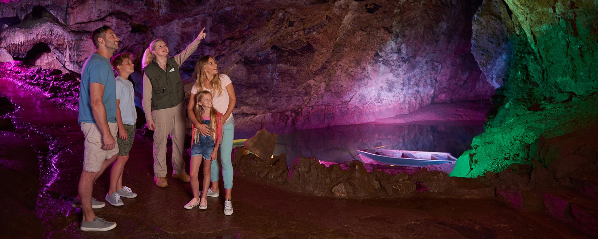 Wookey Hole Caves - Somerset, England